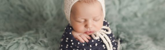 South Tampa Newborn Photographer | Newborn Baby Boy