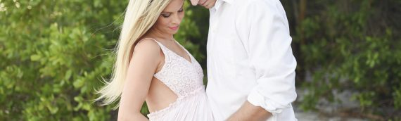 Tampa Maternity Photography Session – Baby Love Maternity Shoot at Phillippe Park
