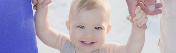 Westchase Family Photographer / Camden turns ONE!