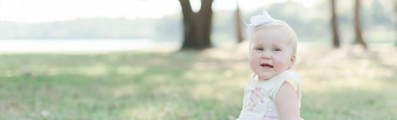 Family in Westchase – Sunset Photo Session