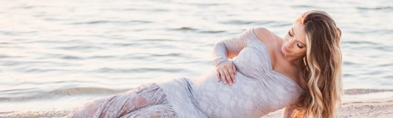 Sunset Maternity Session – Cypress Point Park