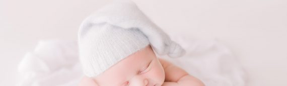 Newborn Baby Boy Studio Session