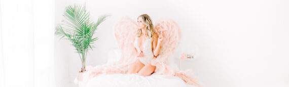 Beauty and Boudoir Session | Kelly Kristine Photography