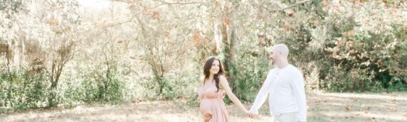 Magical Maternity Session | Philippe Park